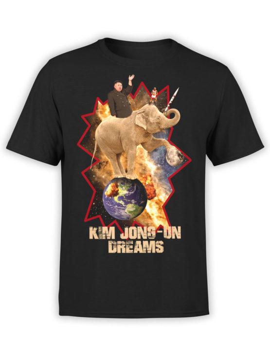 0027 Army T Shirt Kim Dreams Front