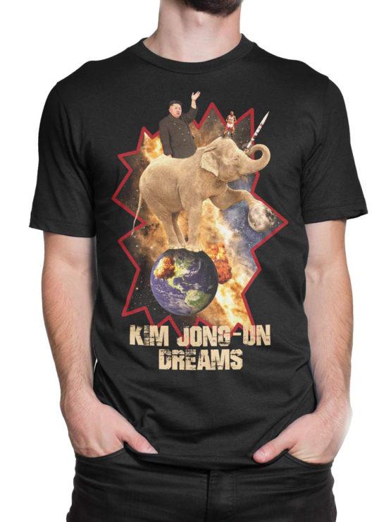0027 Army T Shirt Kim Dreams Front Man 2