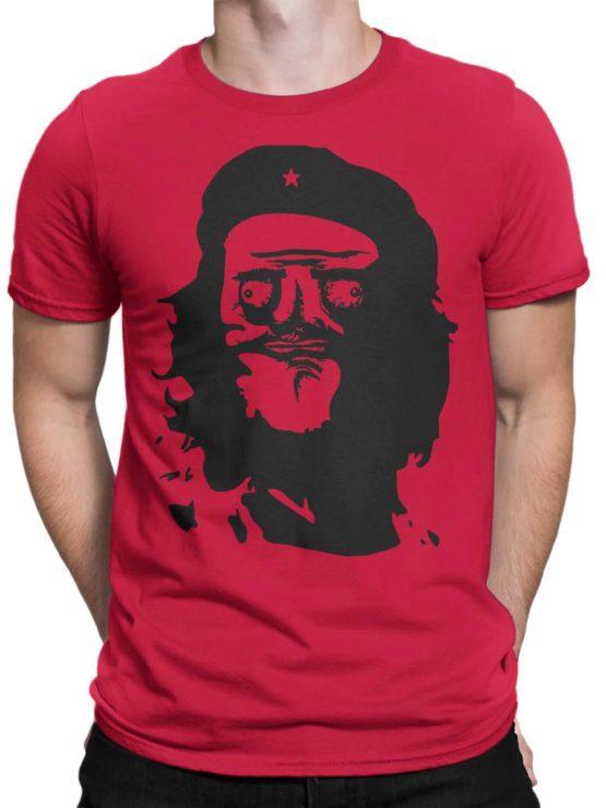 0252 Army T Shirt Meme Guevara Front Man