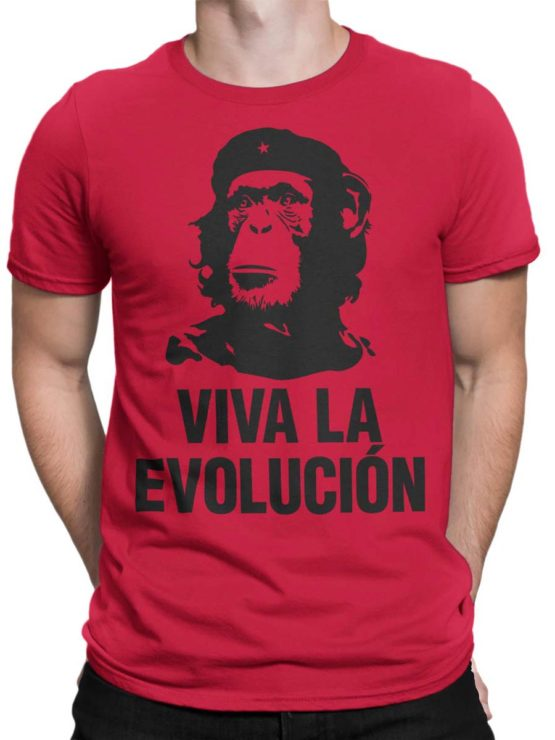0263 Army T Shirt Evolution Front Man