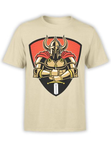 0385 Army T Shirt Defend Front