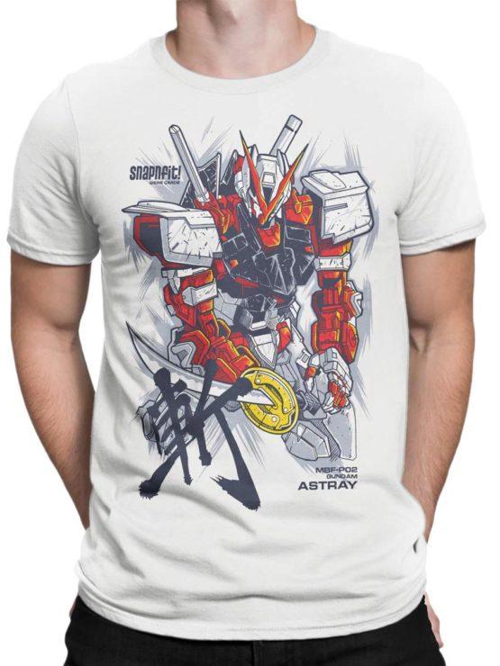 500 Army T Shirt Gundam Astray Front Man