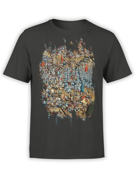 Army T Shirt Battle Of Orsia Front