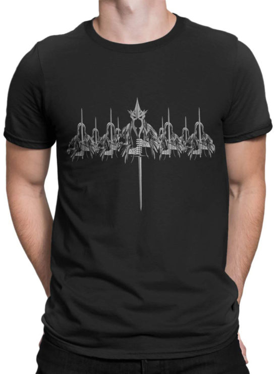 0915 Lord of the Rings Shirt Nazgul Front Man