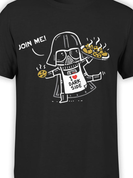 0945 Star Wars T Shirt Join Me Front Color